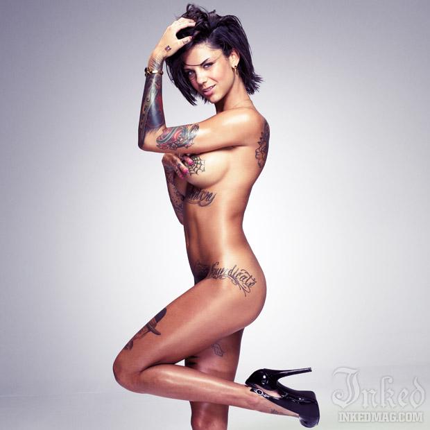 как зовут порно актрису с татуировкой на левой ноге